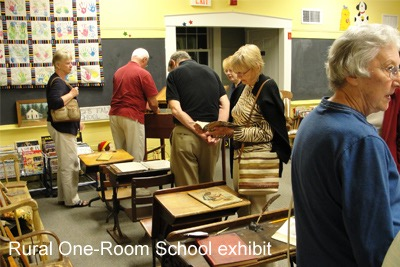 Foto Brentwood 11 one room school exhibit