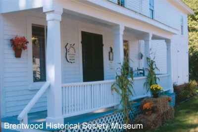 Brentwood Historical Society Museum